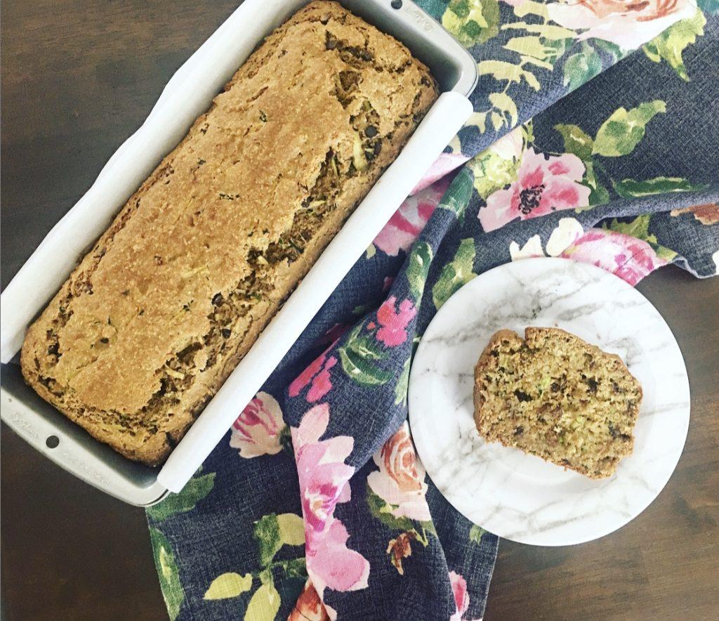 oatmeal zucchini bread