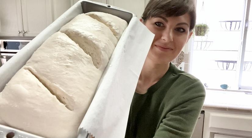 how to score sourdough bread before baking