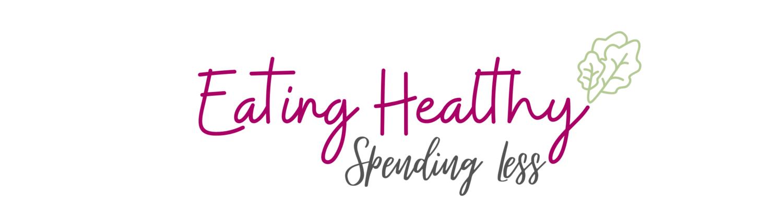 Eating Healthy Spending Less logo